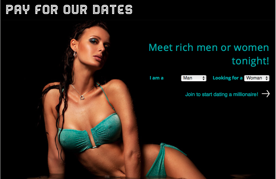 free online dating site to meet rich men